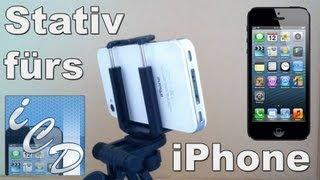 2 Stative fürs iPhone, Smartphones, Tablets oder Kameras