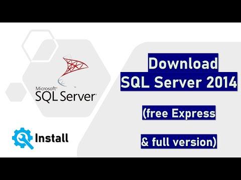 Download free sql server management studio express, sql server.