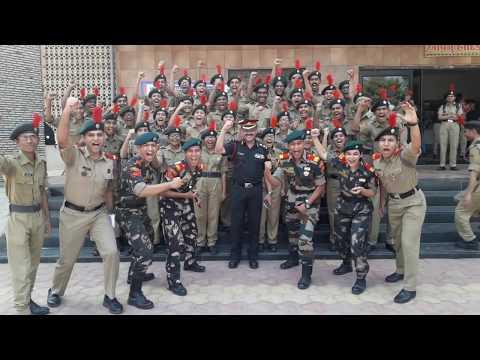 NCC Convocation - 2018 l V. V. Nagar GP, Gujarat Dte. NCC l Video by SUO Shardul Dave