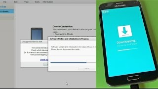 How to restore original firmware on Samsung Galaxy S5 Neo