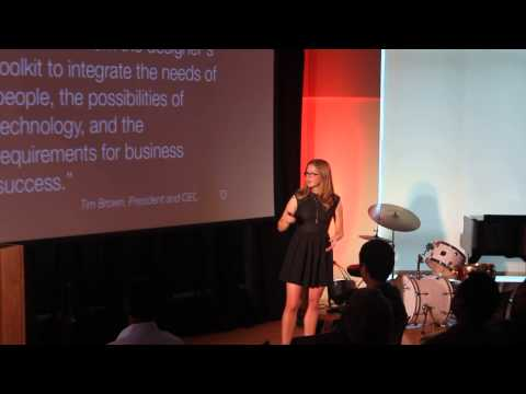 Innovation & feminism -- a new junction | Lila Rimalovski | TEDxNewarkAcademy
