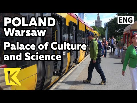 【K】Poland Travel-Warsaw[폴란드 여행-바르샤바]문화과학궁전/Palace of Culture and Science/Stalin/Tram/Young Ladies