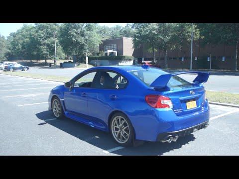 Subaru Wrx Sti Launch Edition >> 2015 Subaru Wrx Sti Launch Edition Behind The Wheel