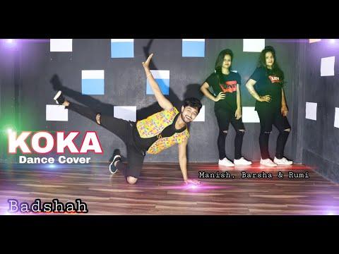 Koka | Dance Cover | Khandaani Shafakhana | Sonakshi , Badshah, | Tanishk , Jasbir Jassi, Dhvani