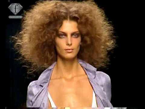 Daria Werbowy Fashion Weeks 2004-2005