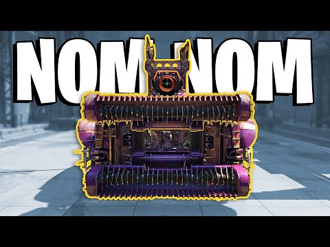 The Best Melee Build I Have Played In Crossout