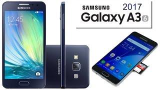 samsung galaxy a3 2017 a series of galaxy 1 5gb ram 16gb rom 13mp camera anrdoid 5 1 lte