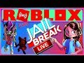 ROBLOX Jailbreak | & Other Games ( January 8th ) Live Stream HD