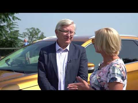 Первый Автомобильный: Зіркові історії з Ford Edge: секрети успіху від Володимира Горянського