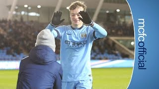 Manchester City: CITY HIT CREWE FOR SIX! |  City u18 6-1 Crewe U18 | FA Youth Cup Quarter Final