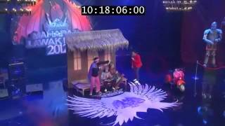 Maharaja Lawak Mega 2012 - Episod 1 - Part 1