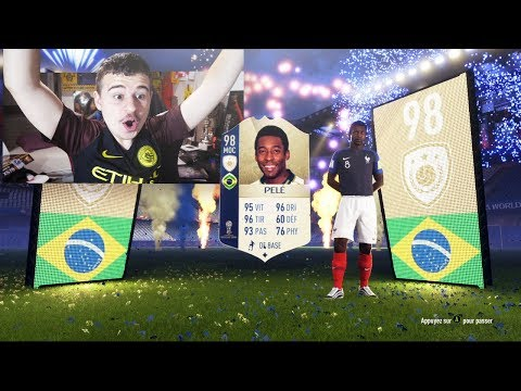omg-pelÉ-😱🇧🇷-pack-opening-world-cup-2018-!---fifa-18