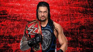WWE: Roman Reigns Theme Song [The Truth Reigns] + Crowd Cheer + Arena Effects (REUPLOAD)