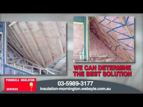 Insulation Mornington Red Hill South VIC - Peninsula Insulation Services