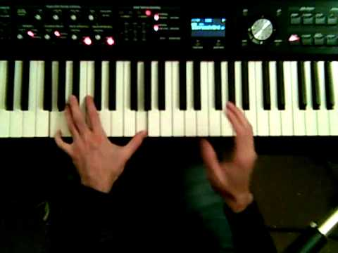 """Piano Tip: Achieving a modern sound with a """"Fourth-on-Fifth"""""""