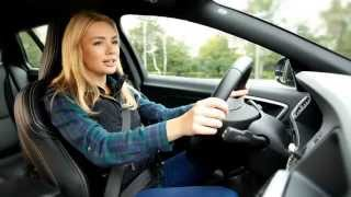 Volvo V60 Plug-in Hybrid: Тест-драйв в программе