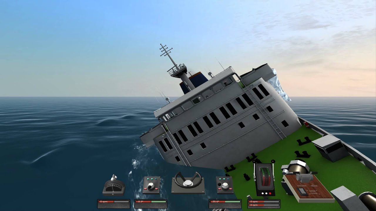 Ship Simulator Games 2019 Download for PC