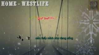 Home-Westlife - [Kara & VietSub]- Toàn Biển :]
