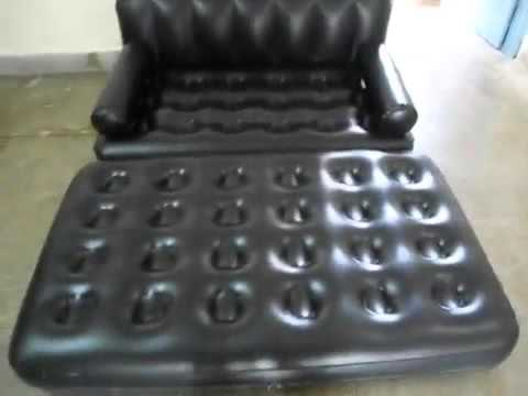Air Lounge Sofa Cum Bed 5 In 1 In Karachi Lahore Islamabaad