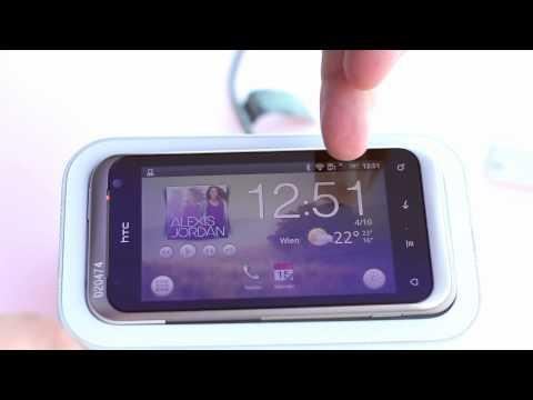 HTC Rhyme mit Sense 3.5 im Hands-On [GER]