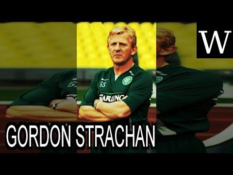 GORDON STRACHAN - WikiVidi Documentary