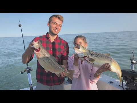 Lake Ontario Fishing Charter 2019