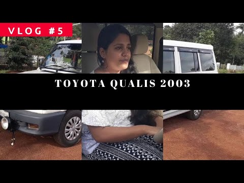 Toyota Qualis 2003 | A Small Review & Personal Experience | A Run A Vlogs