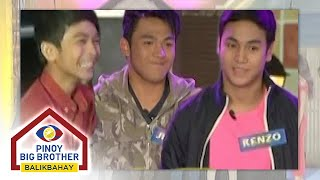 PBB Balikbahay: Jimboy, Kenzo at Ryan, ang unang tatlong Housemates sa PBB 737!