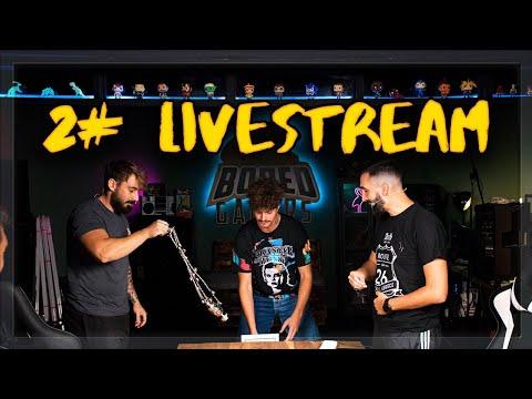 BoredGamers LIVE #2
