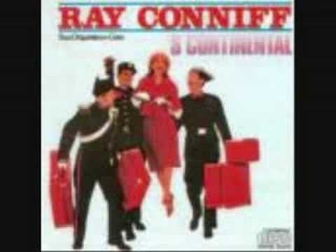 Ray Conniff The Continental Youtube
