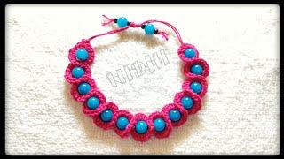 """✨ """" Twisted Bracelet Crochet"""" ✨ (0066)"""