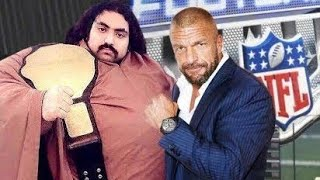 Pakistani Khan baba first wrestling full match. (HD)