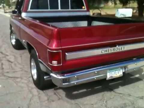78' Chevy Silverado - YouTube