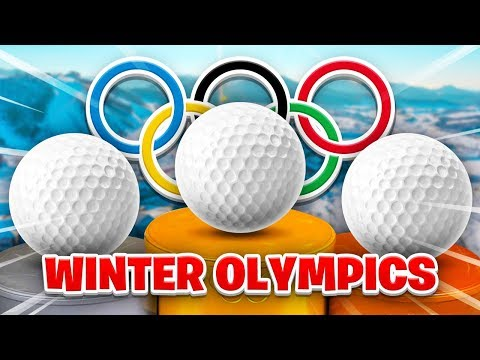 SIDEMEN WINTER OLYMPICS: MINI GOLF EDITION!