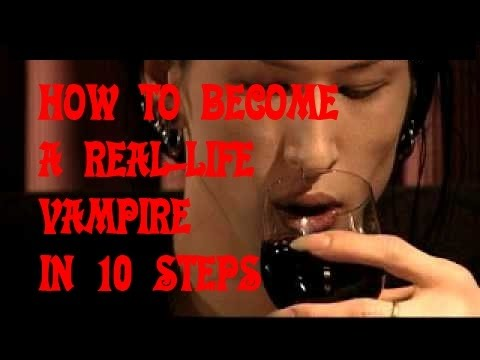 How to Become a RealLife Vampire Vampyr 01  Introduction  YouTube