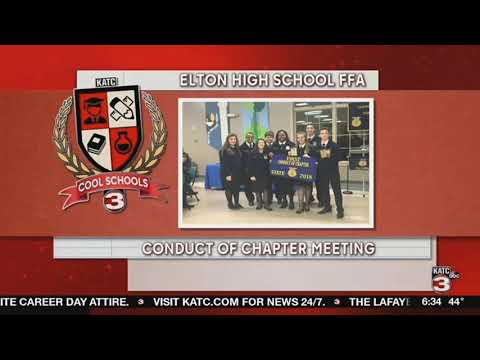 Cool Schools: Elton High School FFA
