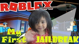Roblox We Finally Escaped The Jailbreak!