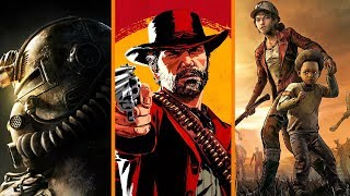 Fallout 76 Won't Crossplay + Red Dead Redemption 2 Over 100GB + Walking Dead Pulled from Sale