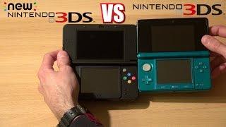 New Nintendo 3DS vs. 3DS Oriġinal - Unboxing, Neue Funktionen, Datentransfer