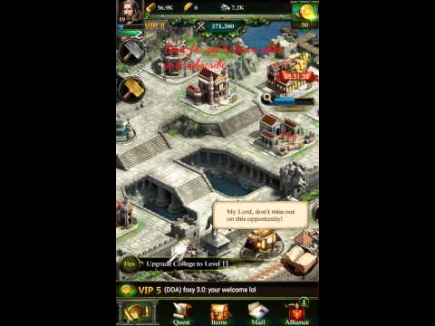 How To Get A Second Account  On Clash Of Kings