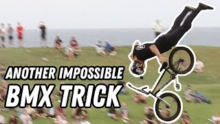 R-Willy Lands Another Impossible BMX Trick