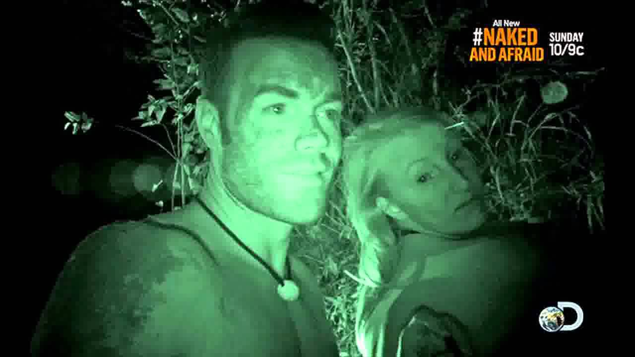 See Survivor Contestant Get Naked And Afraid - Youtube-1509