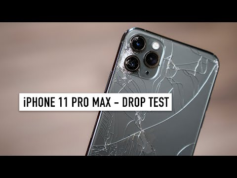 Drop Test: iPhone 11 Pro Max за 100.000 руб. Крепче iPhone 11?