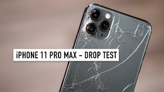 Drop Test: iPhone 11 Pro Max за 100.000 руб. Крепче iPhone 11?