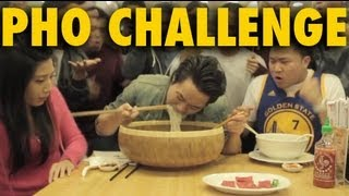 THE GREATEST PHO CHALLENGE