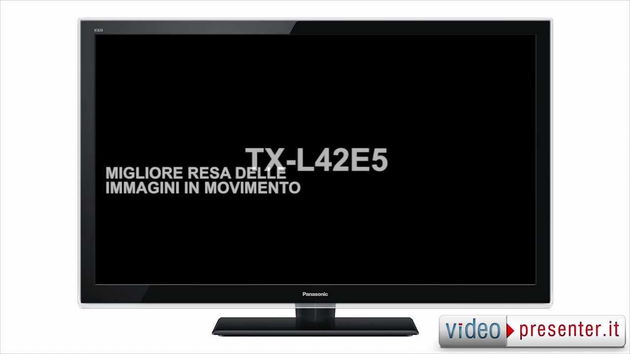 Panasonic viera tv tx l42e5 recensione review prezzo panasonic viera tv tx l42e5 recensione review prezzo videopresenter youtube ccuart Choice Image