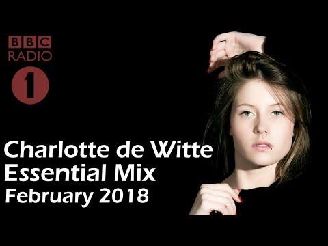 Charlotte de Witte - Essential Mix 2018 [BBC RADIO 1] (10 February 2018)   TECHNO SET