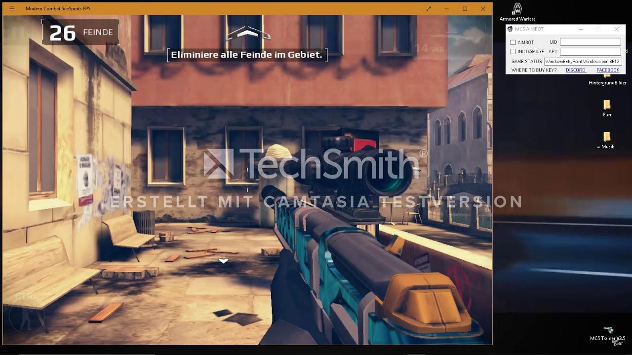 modern combat 5 blackout pc aimbot