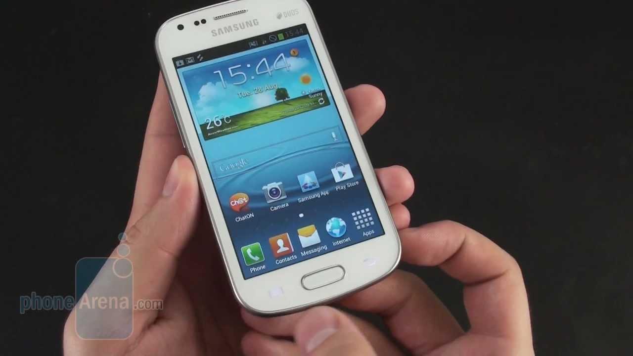 Samsung galaxy s duos s7562 full phone specifications - Samsung Galaxy S Duos Preview
