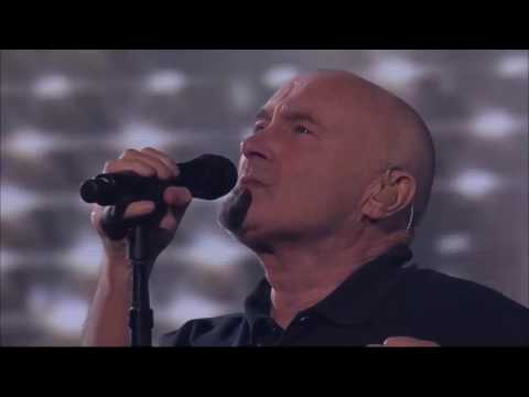Phil Collins - In The Air Tonight & Easy Lover Live At US Open 2016 - HD